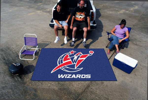 NBA - Washington Wizards Ulti-Mat 5x8 - FANMATS - Dropship Direct Wholesale