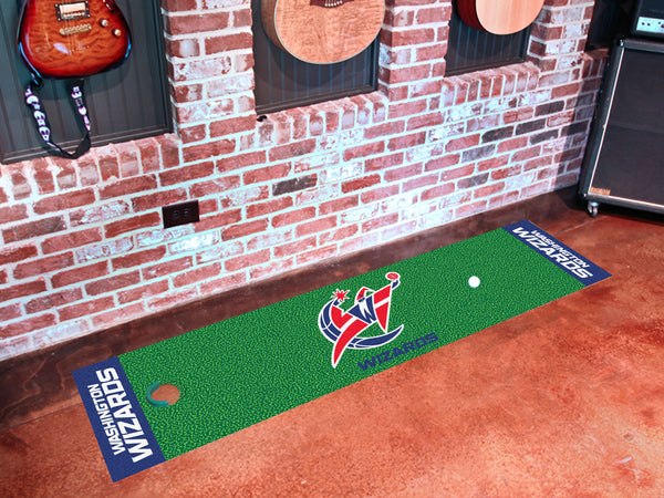 NBA - Washington Wizards Putting Green Runner - FANMATS - Dropship Direct Wholesale
