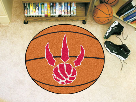 NBA - Toronto Raptors Basketball Mat 27 diameter - FANMATS - Dropship Direct Wholesale