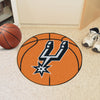 NBA - San Antonio Spurs Basketball Mat 27 diameter