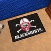 University of Nebraska Blackshirts Starter Rug 20x30