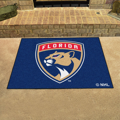 Florida Panthers All-Star Mat 33.75x42.5