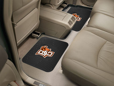 Bowling Green Backseat Utility Mats 2 Pack 14x17 - FANMATS - Dropship Direct Wholesale