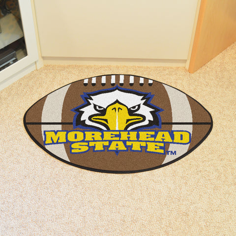 Morehead State Football Mat - FANMATS - Dropship Direct Wholesale