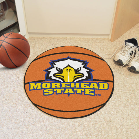 Morehead State Basketball Mat 27 diameter - FANMATS - Dropship Direct Wholesale