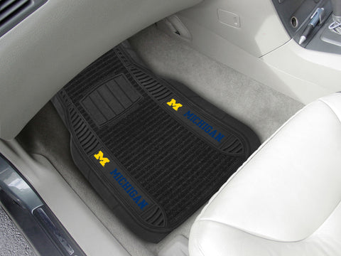University of Michigan Deluxe Mat 21x27 - FANMATS - Dropship Direct Wholesale