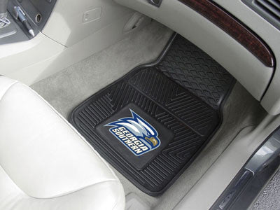 Georgia Southern University Heavy Duty 2-Piece Vinyl Car Mats 17x27 - FANMATS - Dropship Direct Wholesale