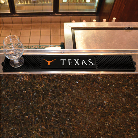 University of Texas Drink Mat 3.25x24 - FANMATS - Dropship Direct Wholesale