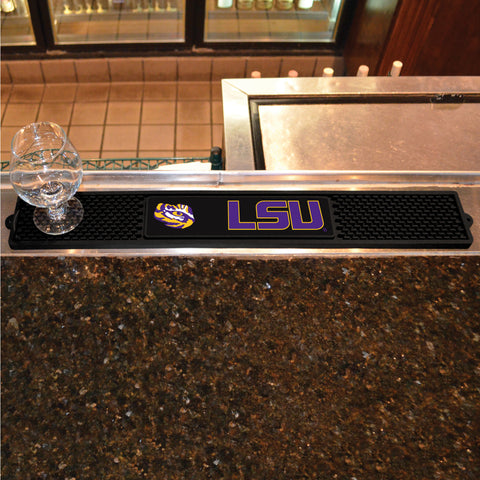 Louisiana State Drink Mat 3.25x24 - FANMATS - Dropship Direct Wholesale