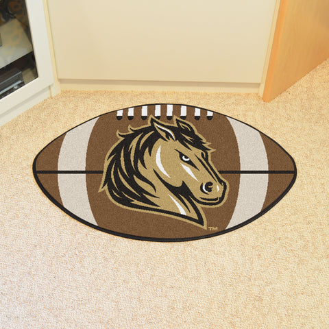 Southwest Minnesota State Football Rug 20.5x32.5 - FANMATS - Dropship Direct Wholesale