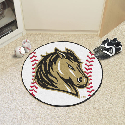 Southwest Minnesota State Baseball Mat 27 diameter - FANMATS - Dropship Direct Wholesale