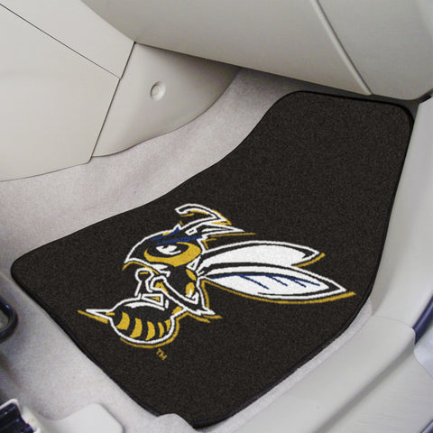 Montana State - Billings 2-piece Carpeted Car Mats 17x27 - FANMATS - Dropship Direct Wholesale