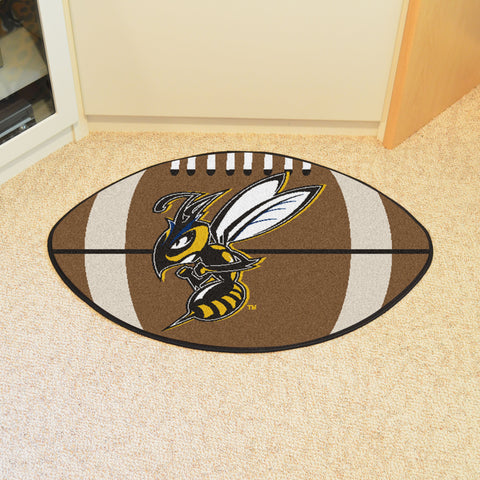 Montana State - Billings Football Rug 20.5x32.5 - FANMATS - Dropship Direct Wholesale