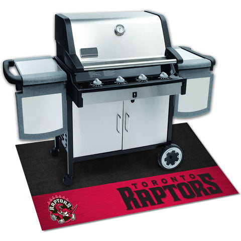 NBA - Toronto Raptors Grill Mat 26x42 - FANMATS - Dropship Direct Wholesale