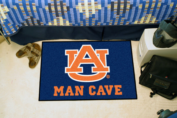 "Auburn University Man Cave Starter Rug 19""x30"" - FANMATS - Dropship Direct Wholesale"