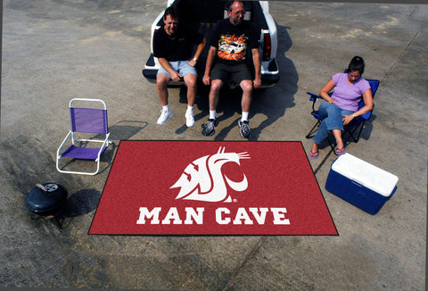 Washington State Man Cave UltiMat Rug 5x8 - FANMATS - Dropship Direct Wholesale