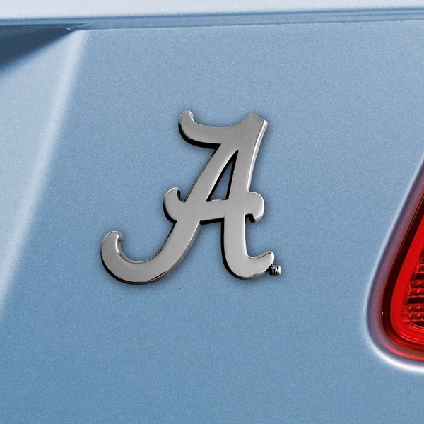 University of Alabama Emblem 3x3.2 - FANMATS - Dropship Direct Wholesale