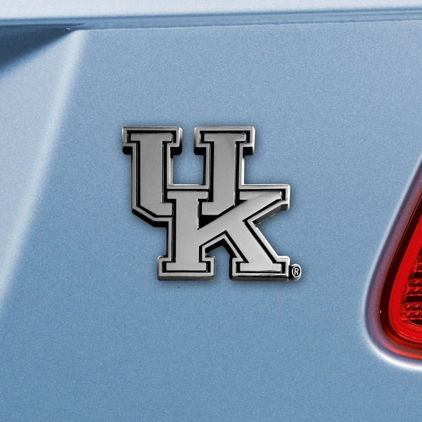University of Kentucky Emblem 2x3.2 - FANMATS - Dropship Direct Wholesale
