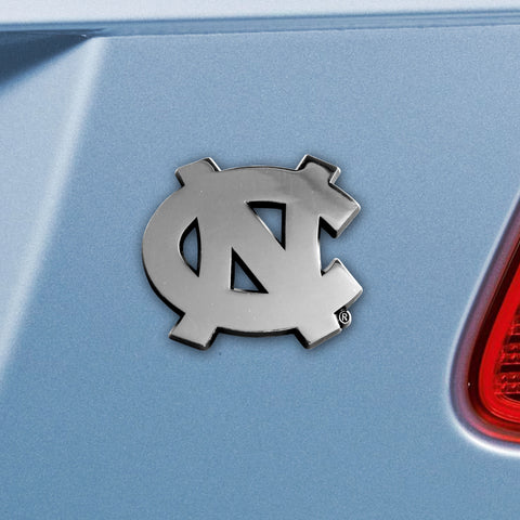 UNC - Chapel Hill Emblem 2.6x3.2 - FANMATS - Dropship Direct Wholesale