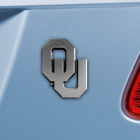 University of Oklahoma Emblem 3.2x2.3 - FANMATS - Dropship Direct Wholesale