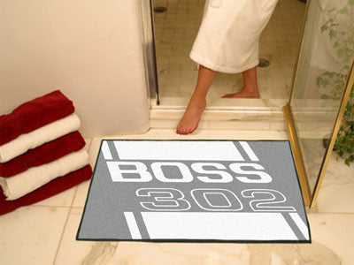 Boss 302 All-Star Mat 33.75x42.5 - Gray - FANMATS - Dropship Direct Wholesale - 2