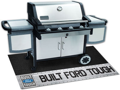 Built Ford Tough Grill Mat 26x42 - FANMATS - Dropship Direct Wholesale - 2