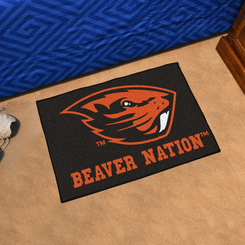 Oregon State Beaver Nation Starter Rug 20x30 - FANMATS - Dropship Direct Wholesale