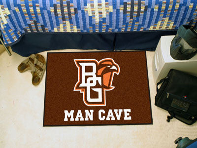 Bowling Green Man Cave Starter Rug 19x30 - FANMATS - Dropship Direct Wholesale