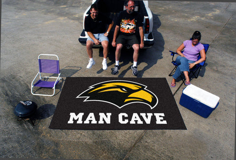 University of Southern Mississippi Man Cave UltiMat Rug 5x8 - FANMATS - Dropship Direct Wholesale