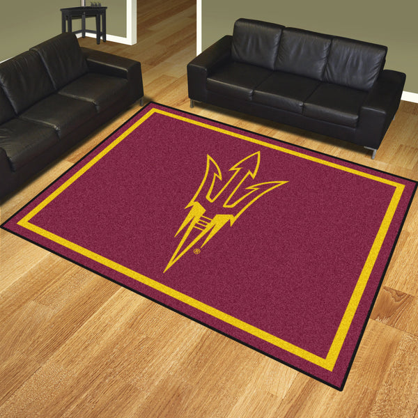 Arizona State 8'x10' Rug - FANMATS - Dropship Direct Wholesale