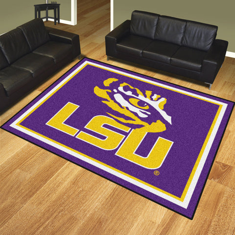 Louisiana State 8x10 Rug - FANMATS - Dropship Direct Wholesale