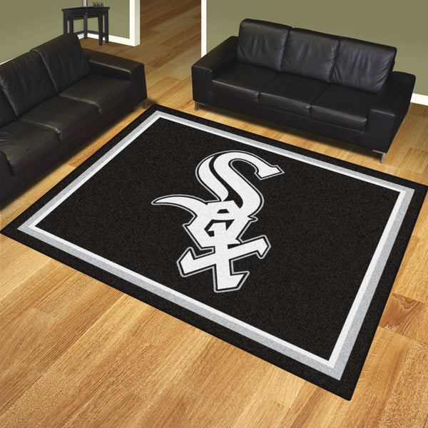 Chicago White Sox 8x10 Rug - FANMATS - Dropship Direct Wholesale