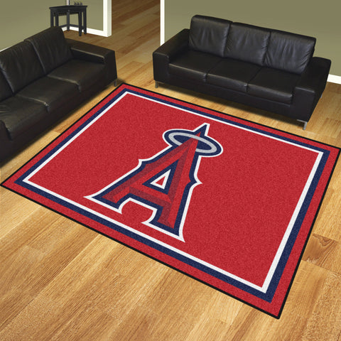 Los Angeles Angels 8x10 Rug - FANMATS - Dropship Direct Wholesale