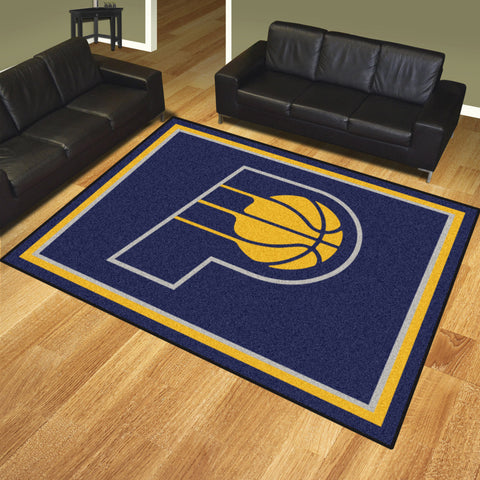 NBA - Indiana Pacers 8x10 Rug - FANMATS - Dropship Direct Wholesale