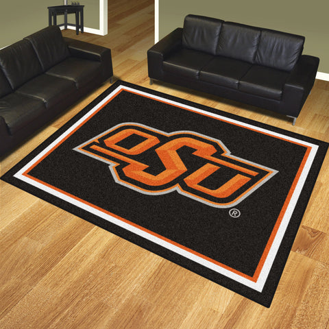 Oklahoma State 8x10 Rug - FANMATS - Dropship Direct Wholesale