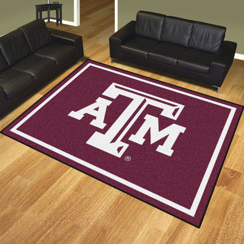 Texas A&M 8x10 Rug - FANMATS - Dropship Direct Wholesale