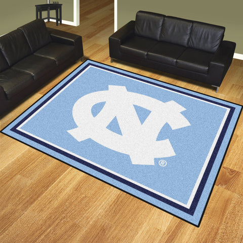 UNC - Chapel Hill 8x10 Rug - FANMATS - Dropship Direct Wholesale