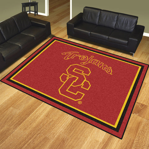 University of Southern California 8x10 Rug - FANMATS - Dropship Direct Wholesale