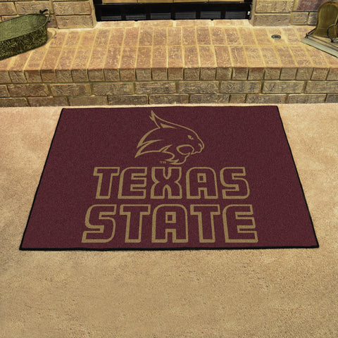 Texas State All-Star Mat 33.75x42.5 - FANMATS - Dropship Direct Wholesale