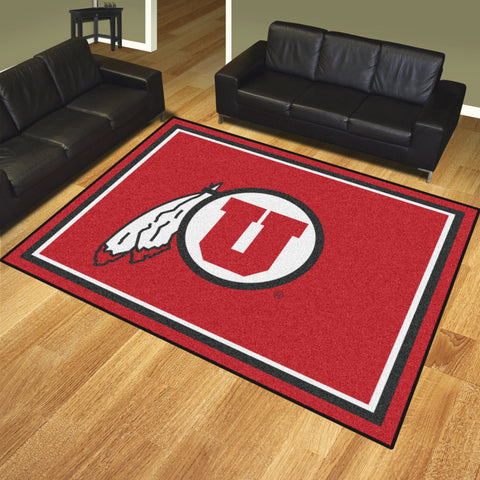 University of Utah 8x10 Rug - FANMATS - Dropship Direct Wholesale
