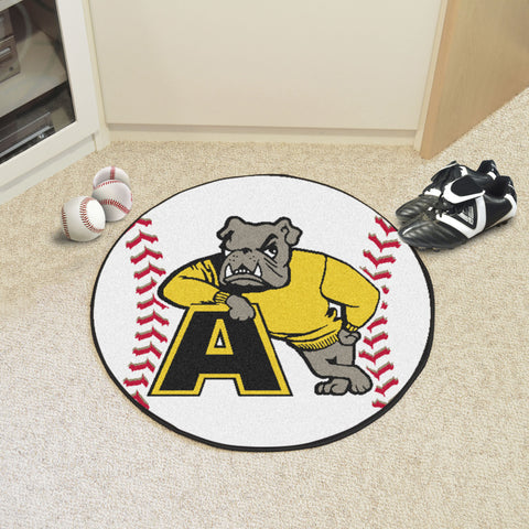 Adrian College Baseball Mat 27 diameter - FANMATS - Dropship Direct Wholesale