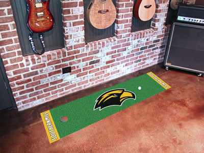 University of Southern Mississippi Putting Green Mat - FANMATS - Dropship Direct Wholesale