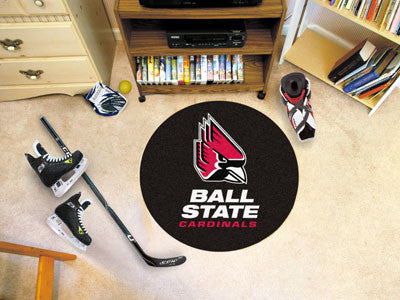 Ball State Puck Mat - FANMATS - Dropship Direct Wholesale