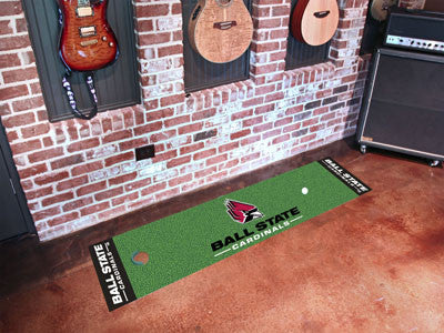Ball State Putting Green Runner - FANMATS - Dropship Direct Wholesale