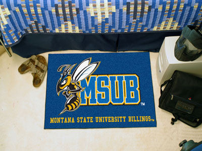 Montana State - Billings Starter Rug 19x30 - FANMATS - Dropship Direct Wholesale