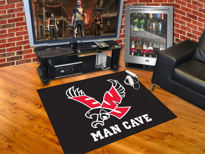 Eastern Washington University Man Cave All-Star Mat 33.75x42.5 - red - FANMATS - Dropship Direct Wholesale