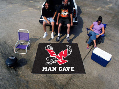 Eastern Washington University Man Cave Tailgater Rug 5x6 - red - FANMATS - Dropship Direct Wholesale