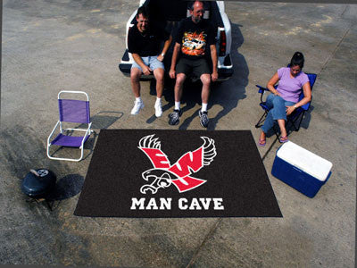 Eastern Washington University Man Cave UltiMat Rug 5x8 - red - FANMATS - Dropship Direct Wholesale