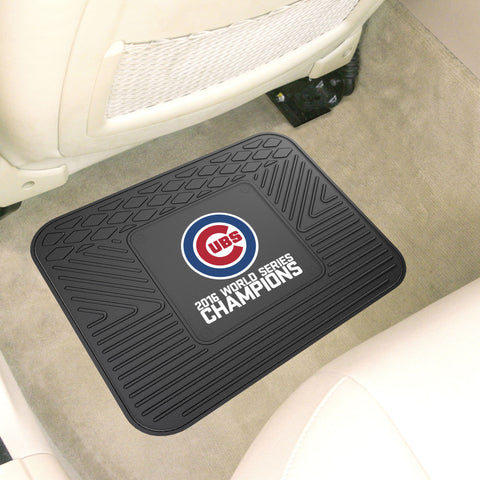 Chicago Cubs 2016 World Series Champions Utility Mat - FANMATS - Dropship Direct Wholesale