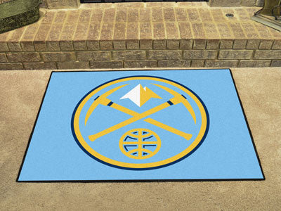 NBA - Denver Nuggets All-Star Mat 33.75x42.5 - FANMATS - Dropship Direct Wholesale